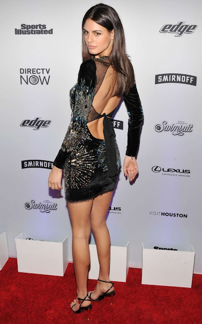 Bo Krsmanovic – Sports Illustrated Swimsuit Edition Launch Event