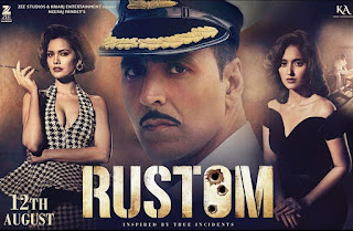 Download Rustom (2016) Hindi Movie Bluray