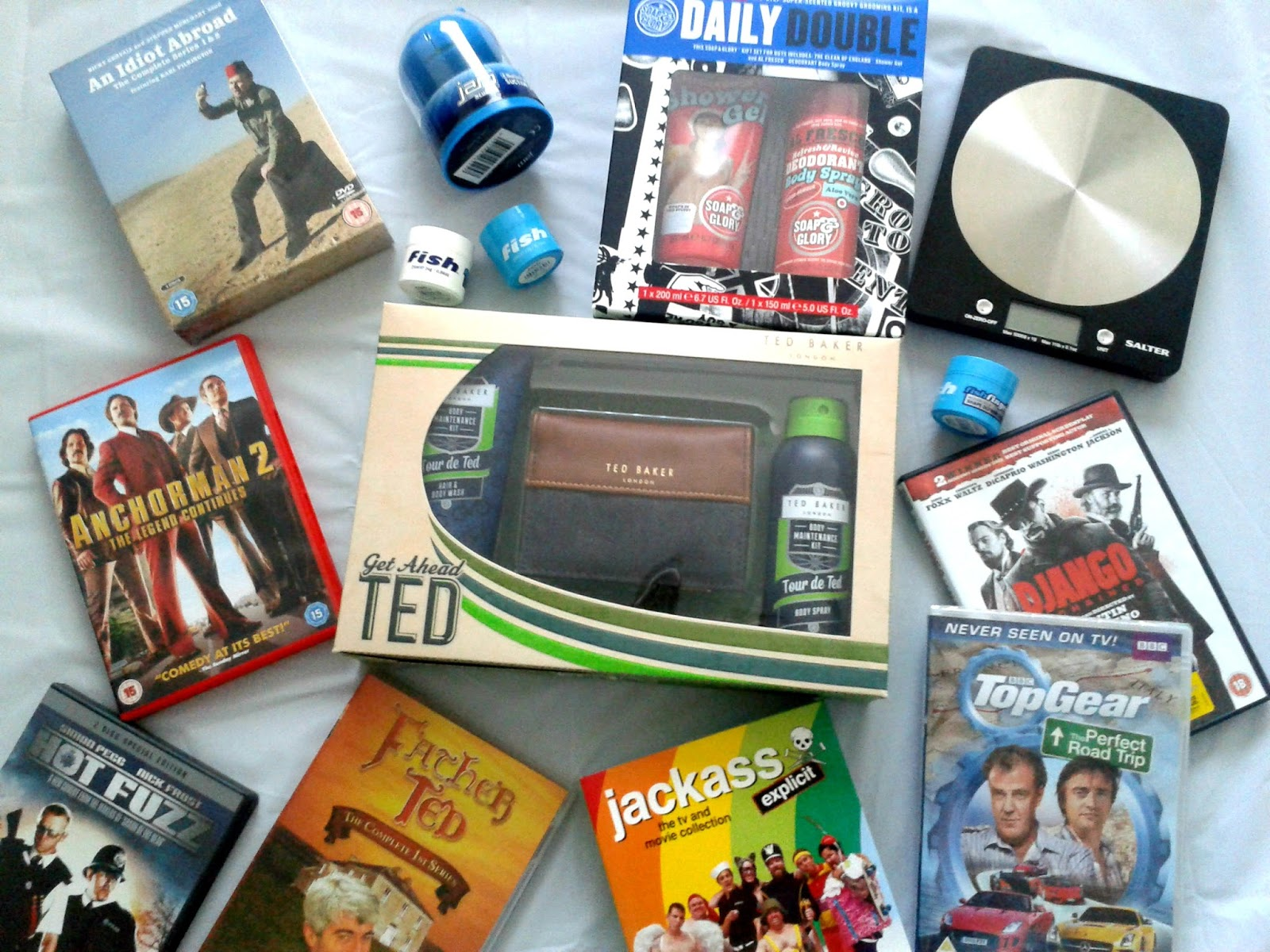Christmas Gift Guide: For Him Ideas Blog
