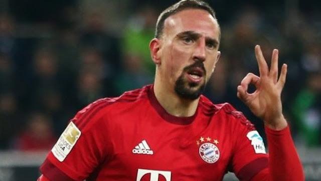 Ribéry Bayern OM