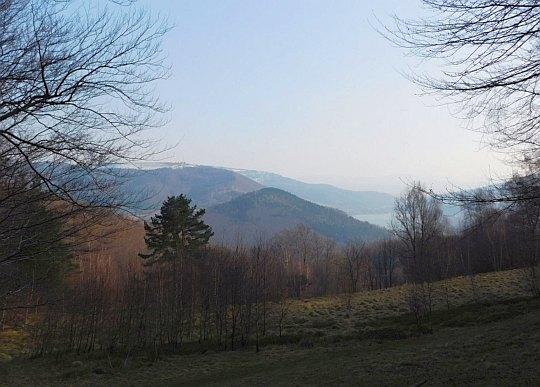 Widok na dolinę Soły.