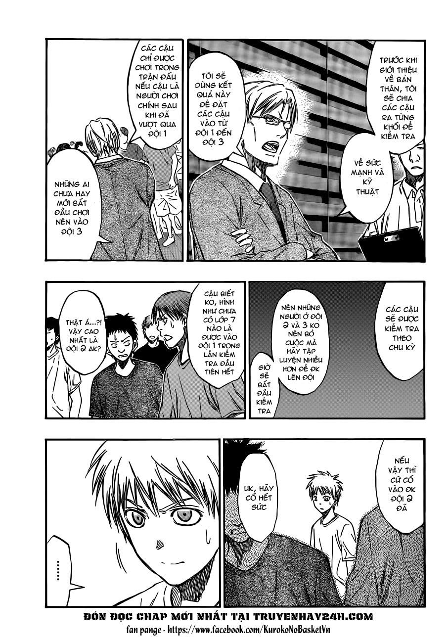 Kuroko No Basket chap 204 trang 14