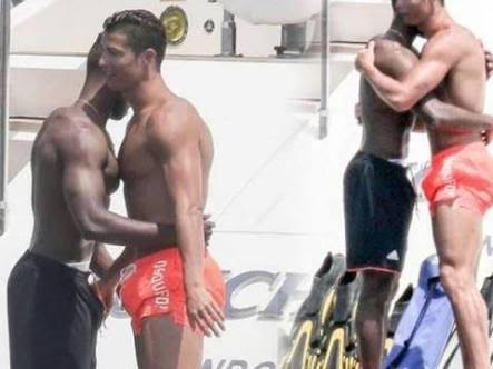 Cristiano ronaldo homosexual relationship