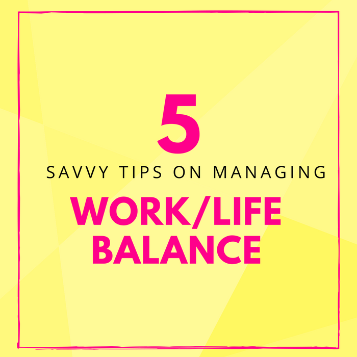 Managing work life balance. Can you really achieve it?