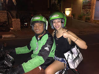 Travelling Boots in Bali, Smriti Shankar