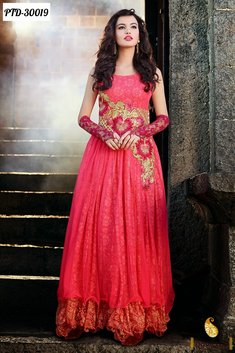 Wedding Reception Salwar Kameez At The Lowest Prices In India