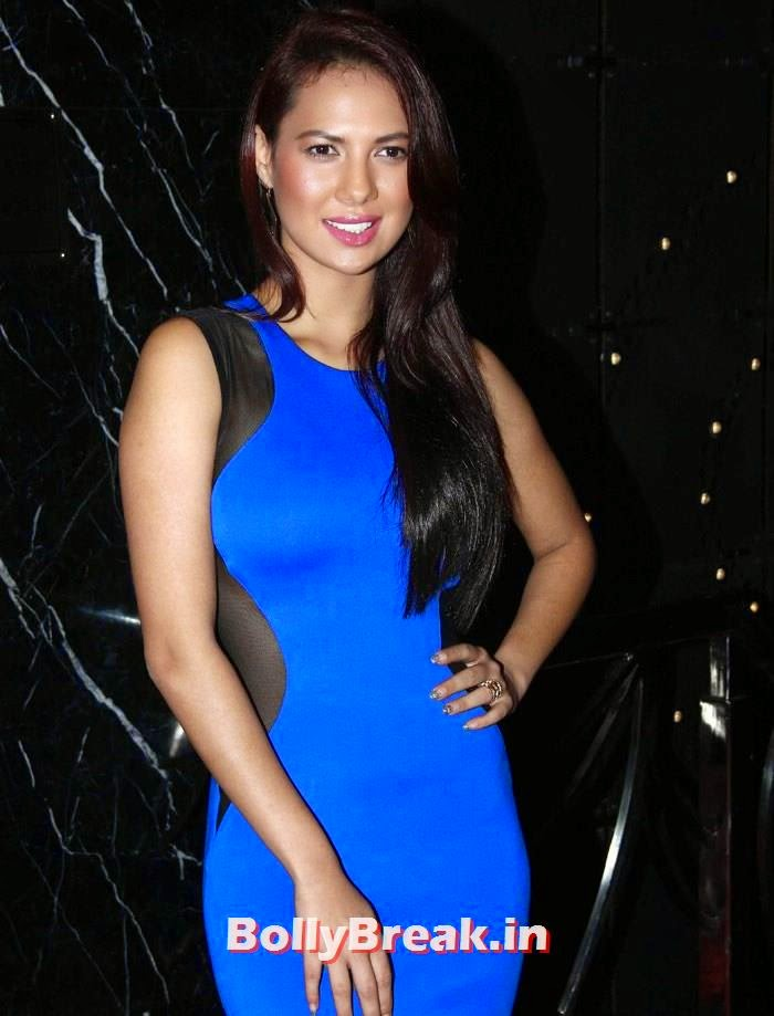Gionee FHM 100 Sexiest Women in the World 2014 Bash, Pallavi Sharda, Rochelle Maria Rao, Anjana Sukhani Pics from FHM Party