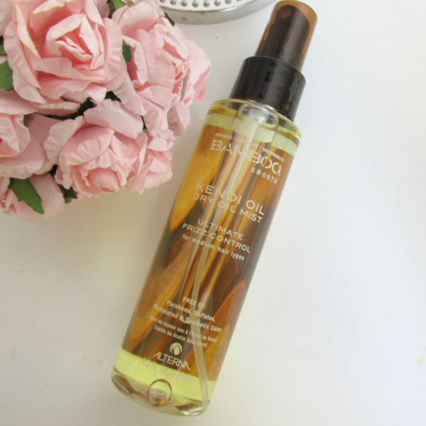 Alterna Bamboo Smooth Kendi Dry Oil Mist Review, Erfahrungen