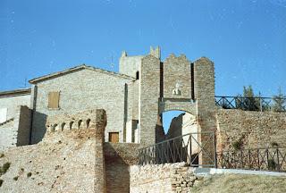 Castello Coriano di Rimini