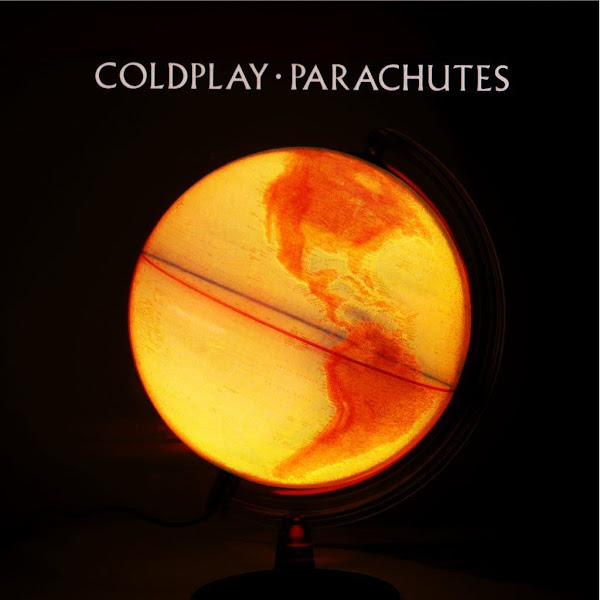 COLDPLAY PARACHUTES ALBUM COVER
