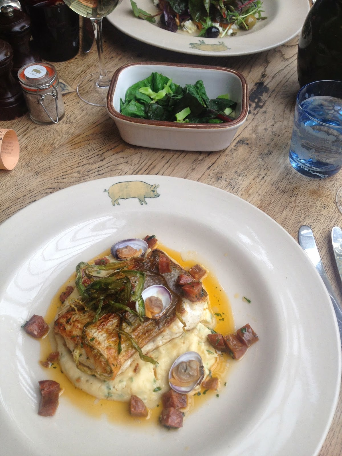 She's So Lucy // The Pig, Brockenhurst New Forest Review