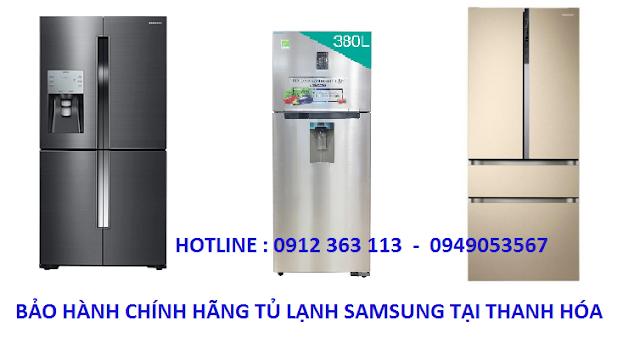 Sửa Tủ Lạnh SAMSUNG Tại Thanh Hóa