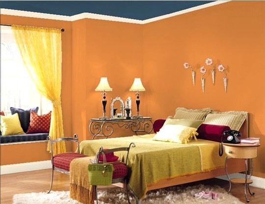 western home decorating house paint color ideas. Black Bedroom Furniture Sets. Home Design Ideas