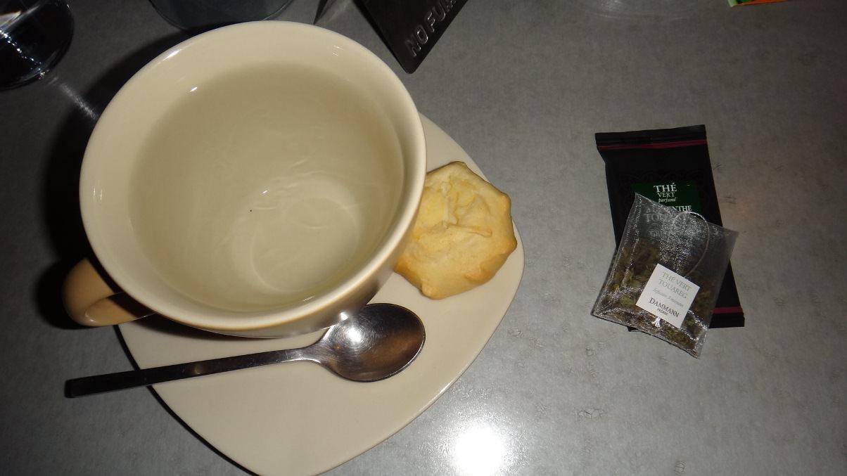 Café da manhã no dia da corrida