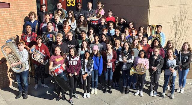 Συναυλία με την Irondale High School band στο Ναύπλιο