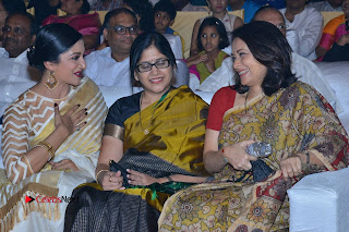 Actress Vimala Raman Stills in White Silk Saree at Om Namo Venkatesaya Audio Launch Event  0013.JPG