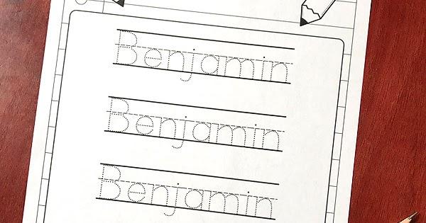 Editable name tracing sheet totschooling toddler preschool kindergarten educational printables also rh