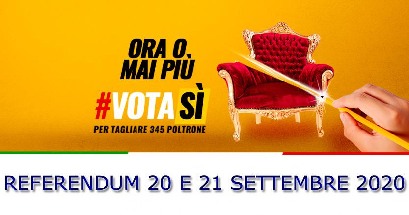 Vota Sì al Referendum Costituzionale