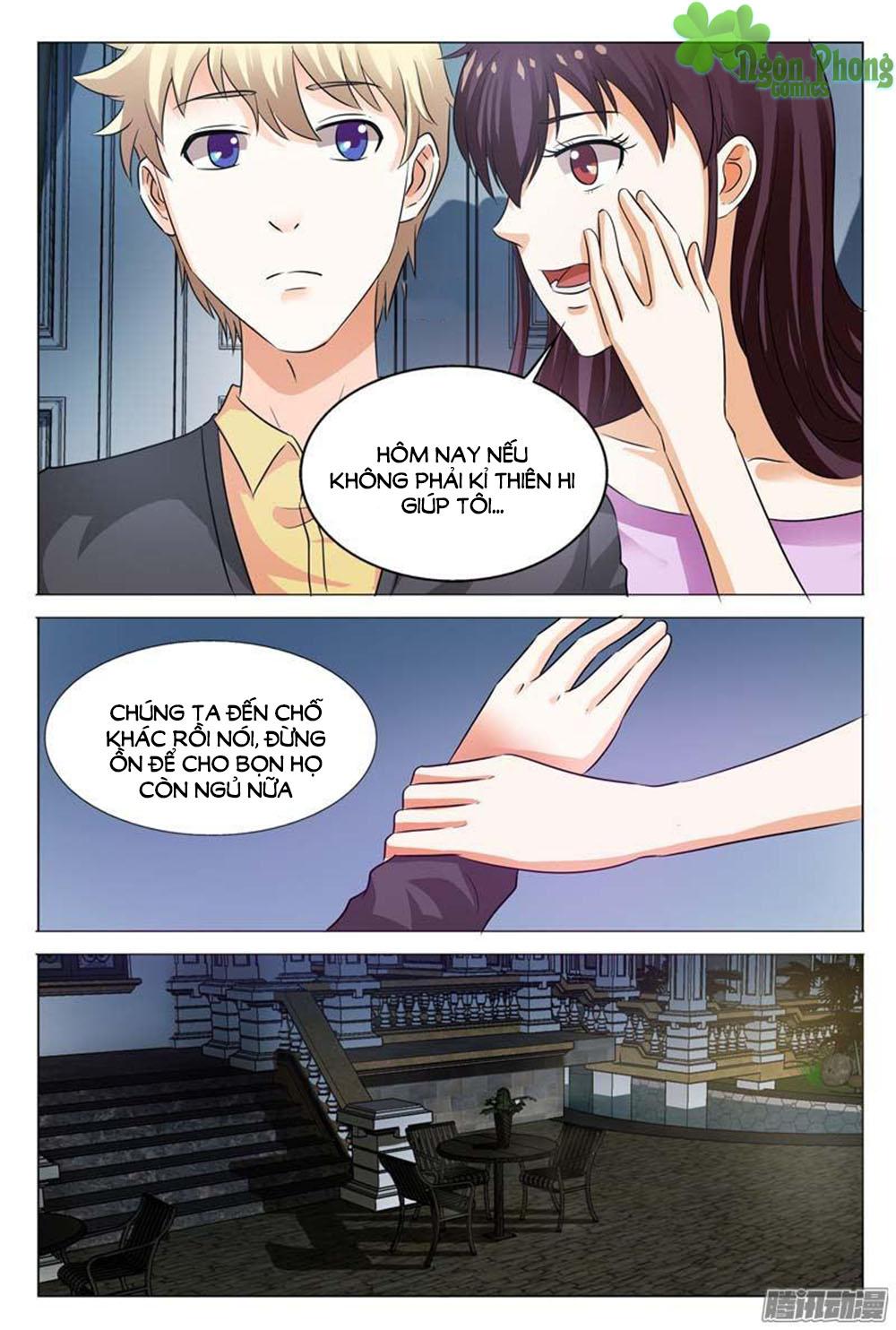Hào Môn Tiểu Lão Bà Chap 102 - Trang 4