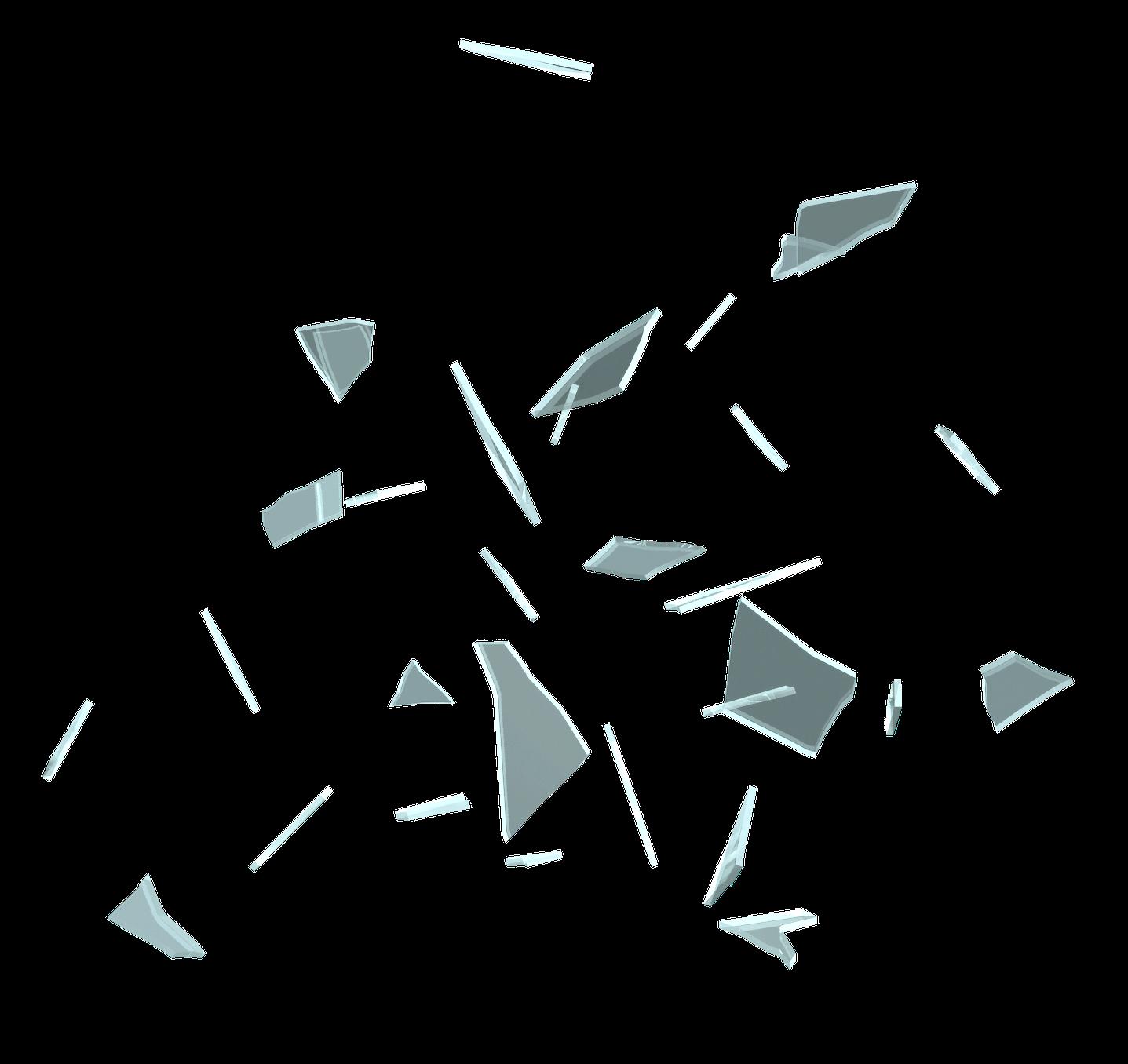 RJs Bits Bobs Props & Pieces: Broken Glass: On the Floor ...