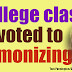Cool! A college class devoted to demonizing...