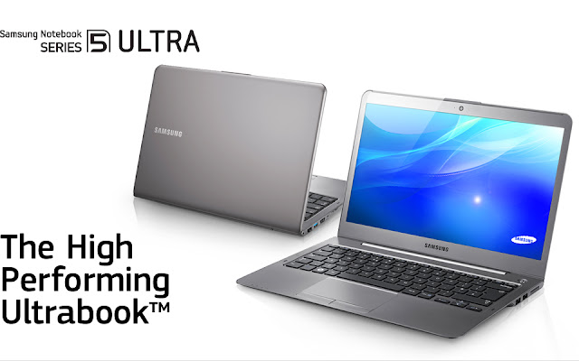 Series 5 Intel Ultrabook Terbaru