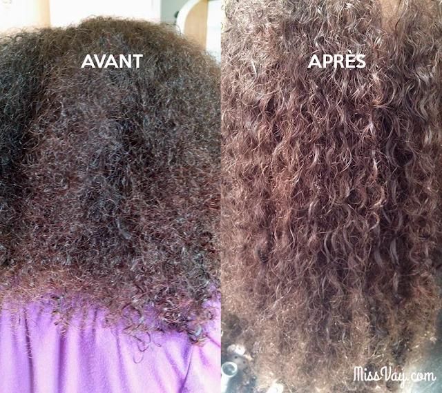 Kariliss cheveux crépus nutrition nutritif shampoing