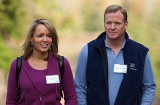 Roger Goodell's Wife Defended Him Through A Now-Deleted Anonymous Twitter Account