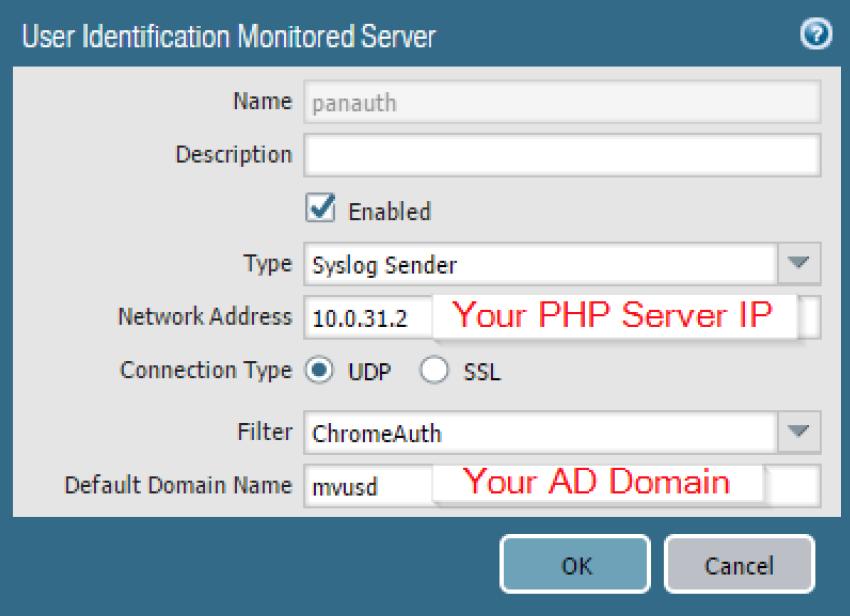 David Cumbow: Palo Alto Networks User-ID on Chromebooks