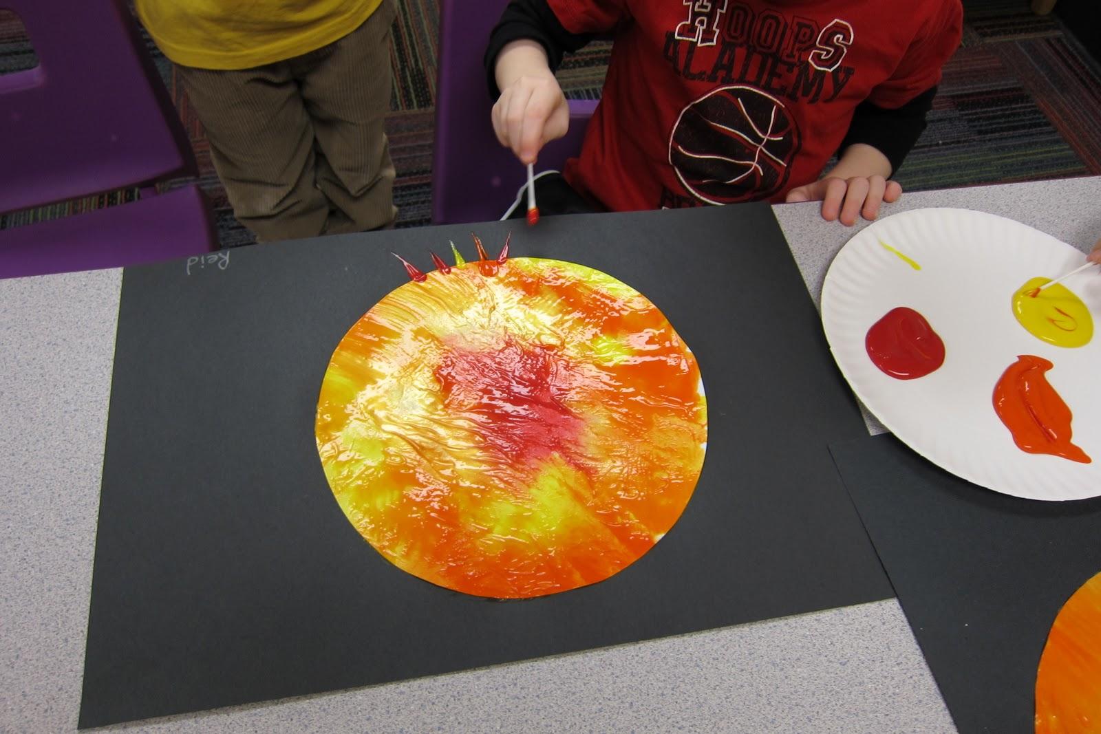 Mrs. Karen's Preschool Ideas: Let's Fly to the Moon (or ...