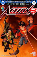 DC Renascimento: Action Comics #990