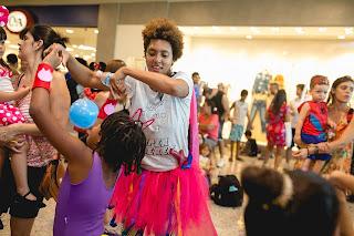 carnaval para criancas