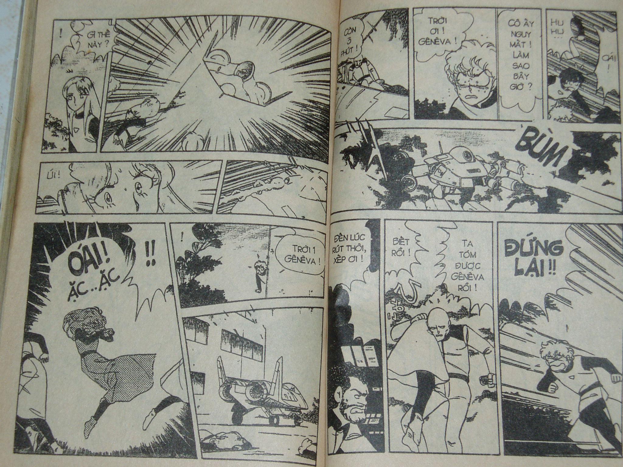 Siêu nhân Locke vol 18 trang 63