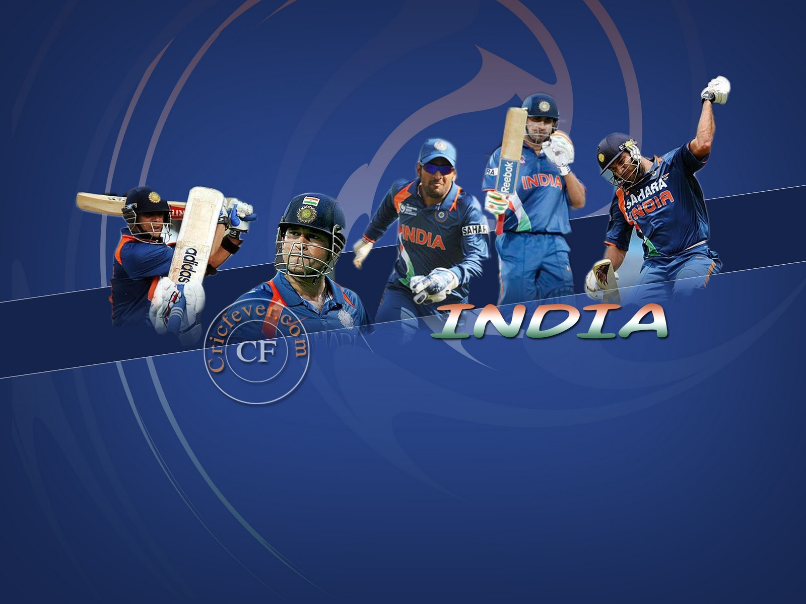 Indian Cricket Hd Wallpapers: All Sports Wallpapers: India Cricket Team Wallpapers