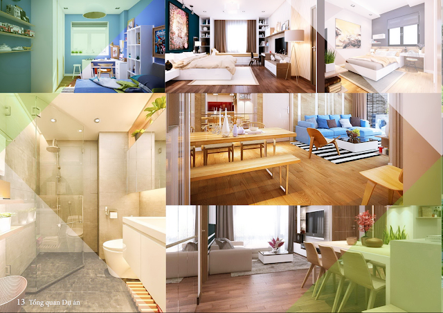 Hình ảnh căn hộ chung cư Vinata Tower