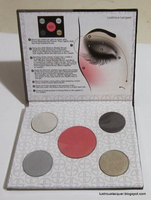 Studio Gear Smokey Eye Palette
