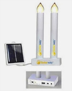 SOLARWAY DUAL POWER STIX