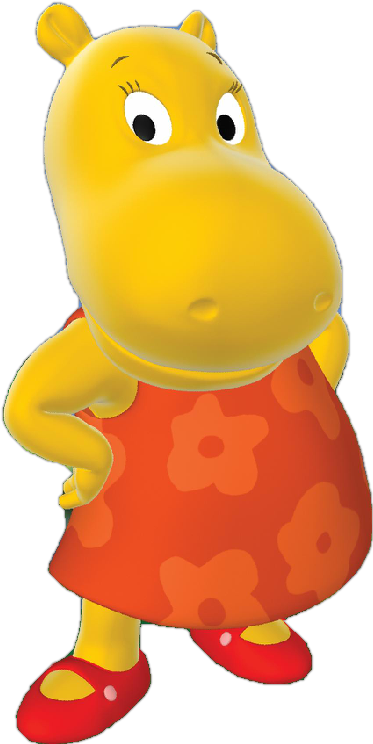 Cartoon Characters: Backyardigans (PNG's)