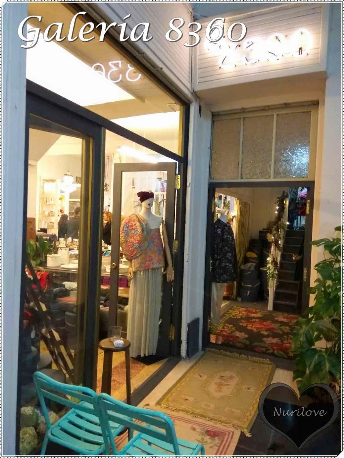 galeria 8360 una tienda de lo más cosmopolita en un rinconcito de Bilbao