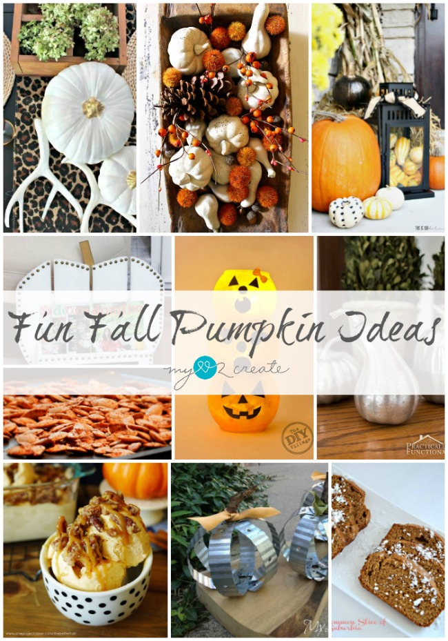 Pumpkin projects and recipes