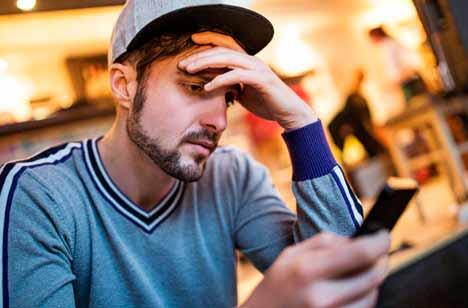 Depresión lidiar con los efectos secundarios de la medicina