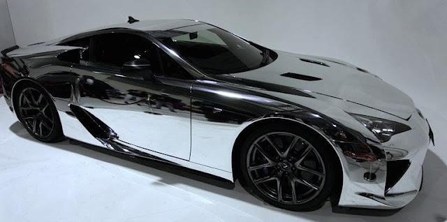 2017 Lexus LFA Price UAE