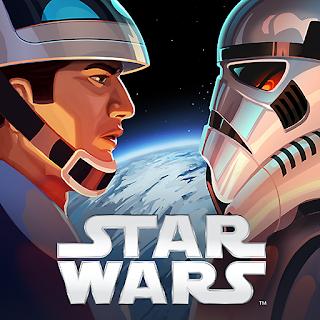 pada kesempatan kali ini admin akan membagikan sebuah  Star Wars: Commander v5.2.0.10309 Mod Apk (God Mode+Damage)