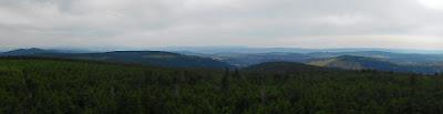 Południowa panorama.