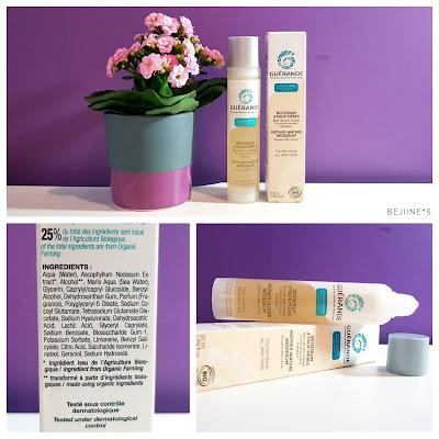 Soins cosmétiques Bio Guérande Cosmetics