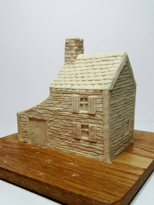 New 10mm American Civil War Building from Battlescale Wargame Buildings