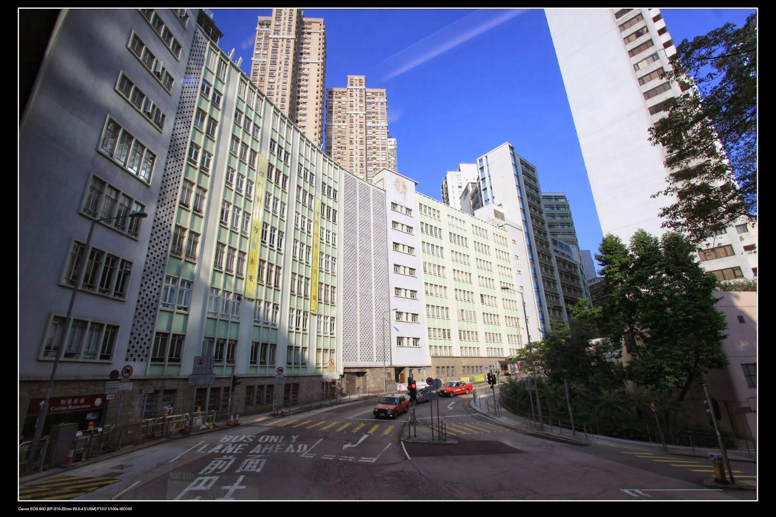 懷舊香港: 遊山頂,做老襯