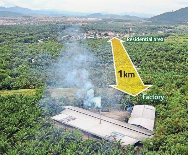 Kilang Haram Sungai Lembu sebenarnya dibina selepas DAP memerintah.