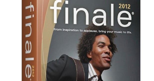 Finale crack 2012 | Finale 25 Crack + Keygen Full Version