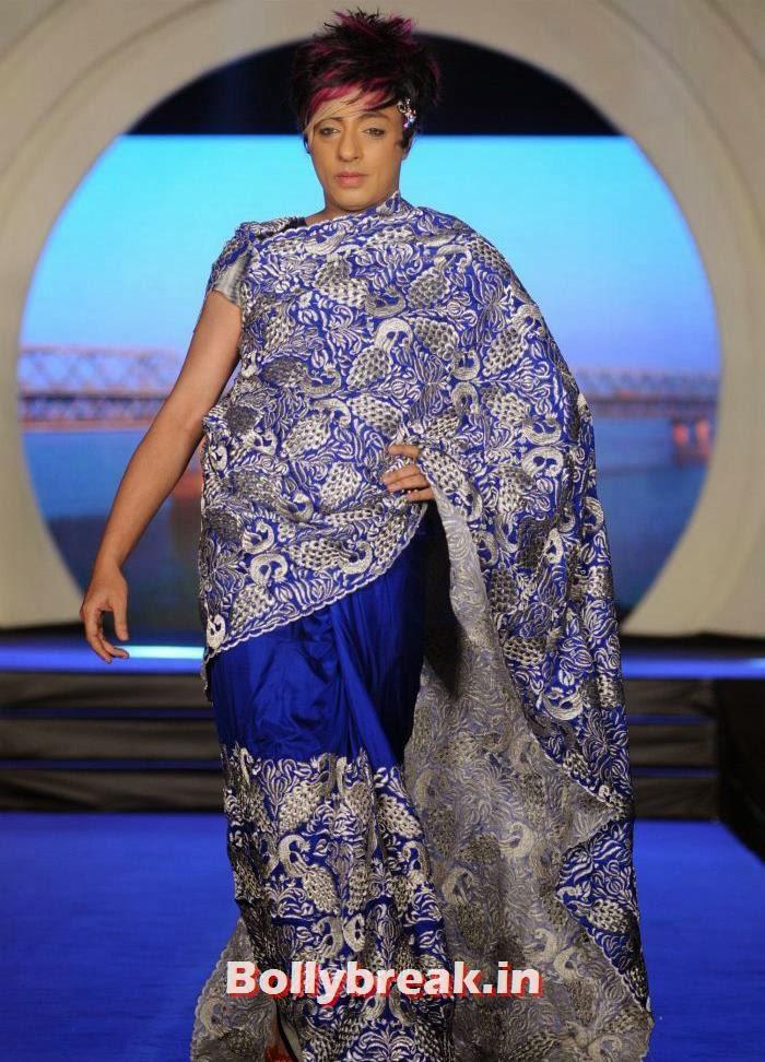 Rohit Verma, Rohit Verma's Fashion Show Pics
